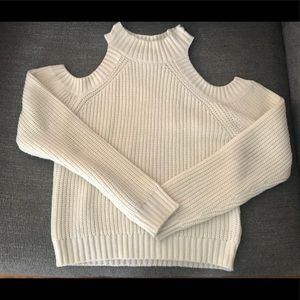 Jack sweater with cutouts
